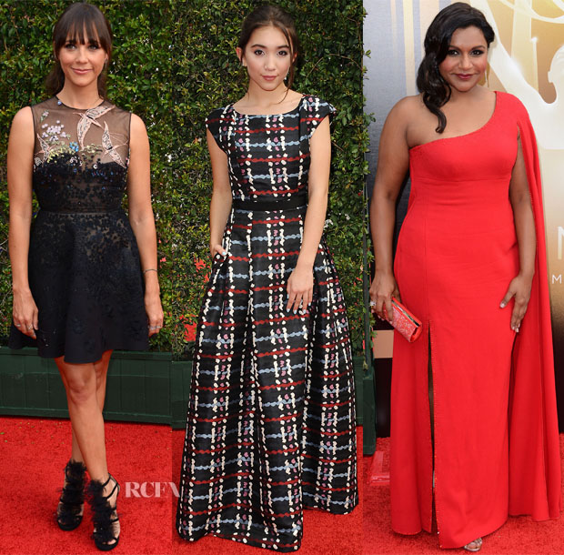 Creative Arts Emmys Red Carpet Roundup