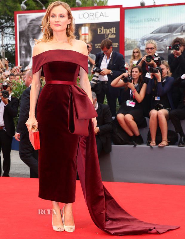Diane Kruger In BOSS - 'Black Mass' Venice Film Festival Premiere