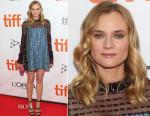 Diane Kruger In Prada - 'Disorder' Toronto Film Festival Premiere