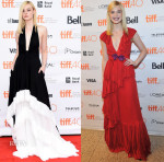 Elle Fanning In Emilio Pucci & Gucci - 'Trumbo' & 'About Ray' Toronto Film Festival Premiere