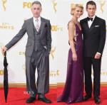 2015 Emmy Awards Menswear Red Carpet Roundup