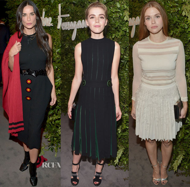 Ferragamo Celebrates 100 Years in Hollywood 2