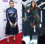 Hailee Steinfeld In Sally LaPointe & Christian Dior - VH1's 5th Annual Streamy Awards