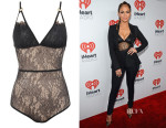 Jennifer Lopez' House of CB Eloise Bodysuit