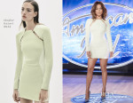Jennifer Lopez In Mugler - American Idol Denver Auditions