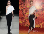 Jennifer Morrison In Narciso Rodriguez - HBO's Official 2015 Emmy After Party