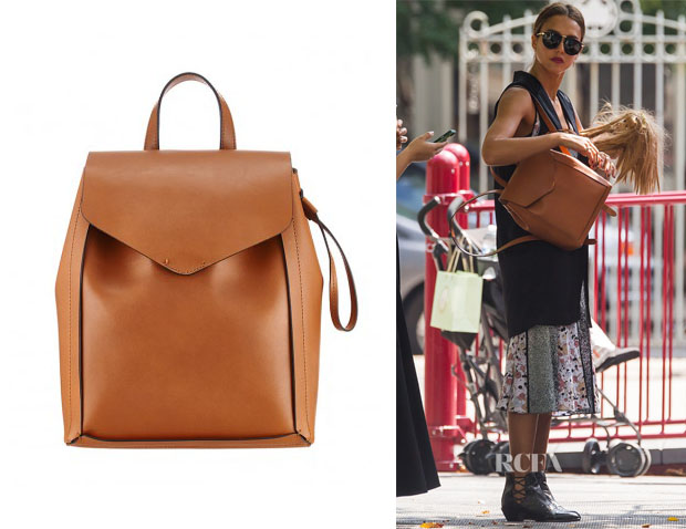 Jessica Alba's Loeffler Randall Mini Backpack