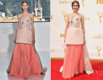 Joanna Newsom In Delpozo - 2015 Emmy Awards