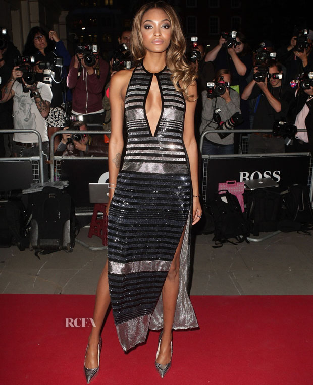 51844135 Celebrities attend the GQ Men Of The Year Awards at The Royal Opera House on September 8, 2015 in London, England. Celebrities attend the GQ Men Of The Year Awards at The Royal Opera House on September 8, 2015 in London, England. Pictured: Jourdan Dunn FameFlynet, Inc - Beverly Hills, CA, USA - +1 (818) 307-4813 RESTRICTIONS APPLY: USA ONLY