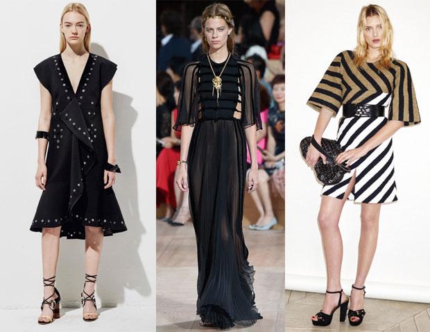 Julianne Moore In Proenza Schouler, Valentino Couture, Sonia Rykiel & BOSS