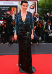 Juliette Binoche In Armani Privé - 'The Wait' Venice Film Festival Premiere