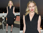Kate Bosworth In Christian Dior - Dior Homme Cocktail Event hosted by Kris Van Assche