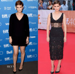 Kate Mara In Madewell & Marc Jacobs - 'Man Down' Toronto International Film Festival Photocall & Premiere