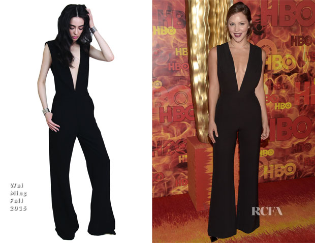 Katharine McPhee In Wai Ming - HBO's Official 2015 Emmy After Party