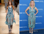 Kristen Bell In Etro - A Concert For Our Oceans