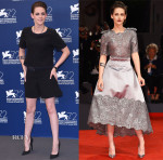 Kristen Stewart In Chanel & Chanel Couture - 'Equals' Venice Film Festival Photocall & Premiere