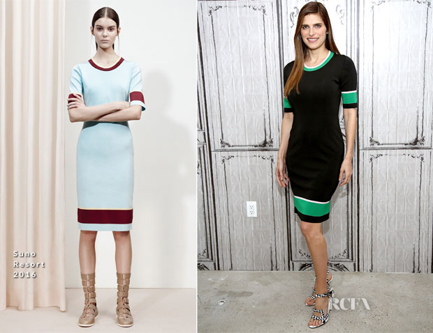 Lake Bell In Suno - AOL Build Speaker Series
