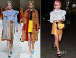 Lily Allen In Miu Miu - LOVE Magazine Party