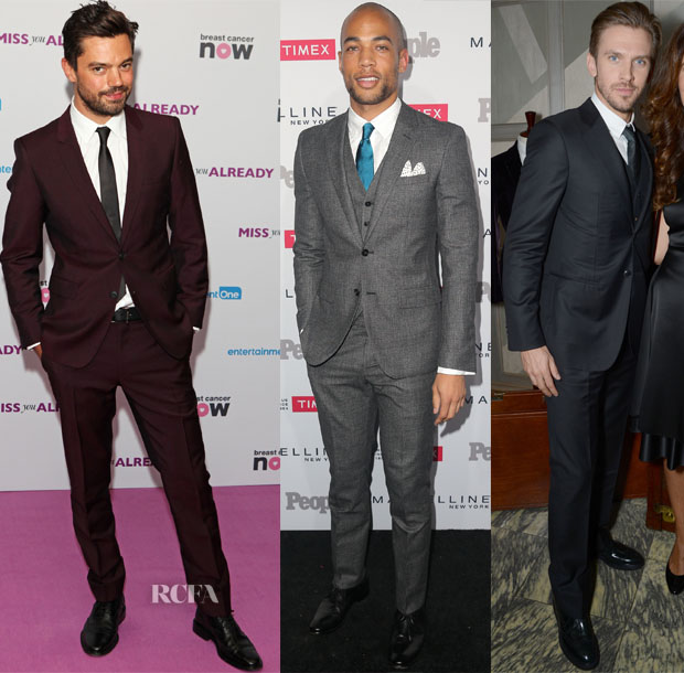 Menswear Red Carpet Roundup 18 sept 2