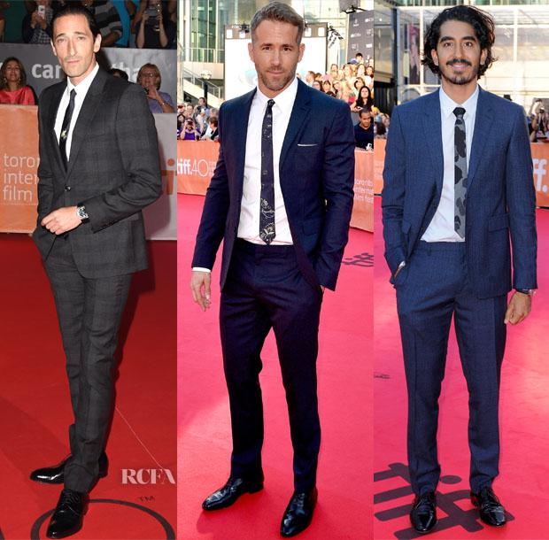 583d92e5f17 Menswear Red Carpet Roundup - Red Carpet Fashion Awards