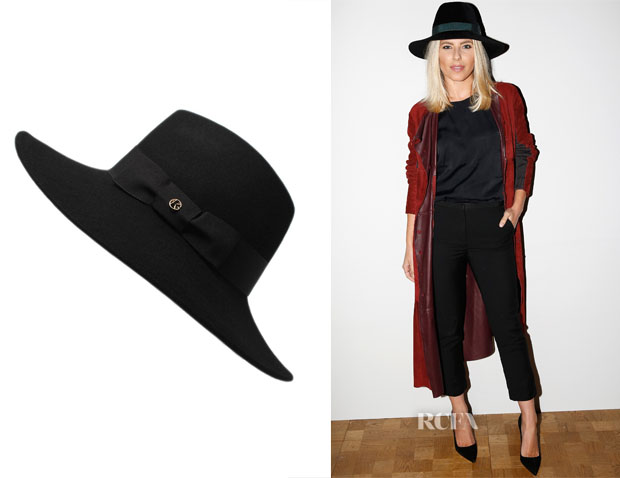 Mollie King's Kurt Geiger London Fedora
