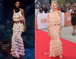 Naomi Watts In Balmain - 'Demolition' Toronto Film Festival Premiere
