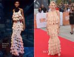 Naomi Watts In Balmain - 'Demolition' Toronto Film Festival Premiere