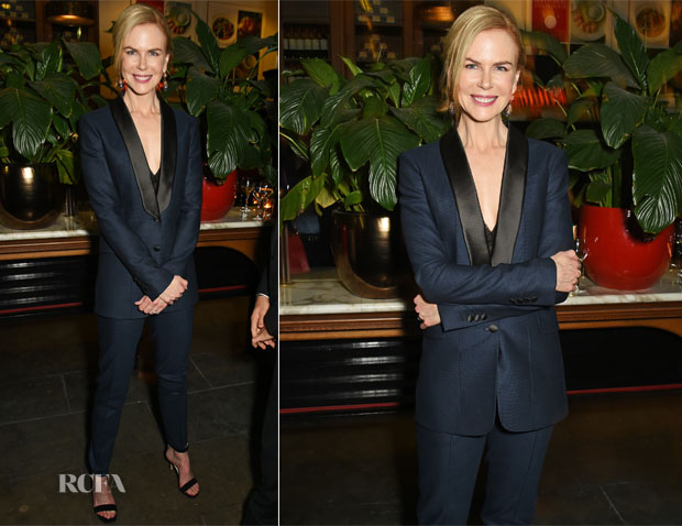 Nicole Kidman In BOSS - Photograph 51 Opening Night