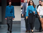 Salma Hayek In Gucci - Jimmy Kimmel Live!