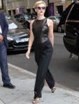 Scarlett Johansson In Michael Kors -  The Late Show With Stephen Colbert