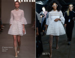 Solange Knowles In Zimmermann - Out In New York City