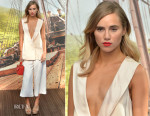 Suki Waterhouse In Camilla and Marc - 'Pan' World Premiere