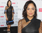 Tessa Thompson In Emanuel Ungaro - People's 'Ones To Watch' Event