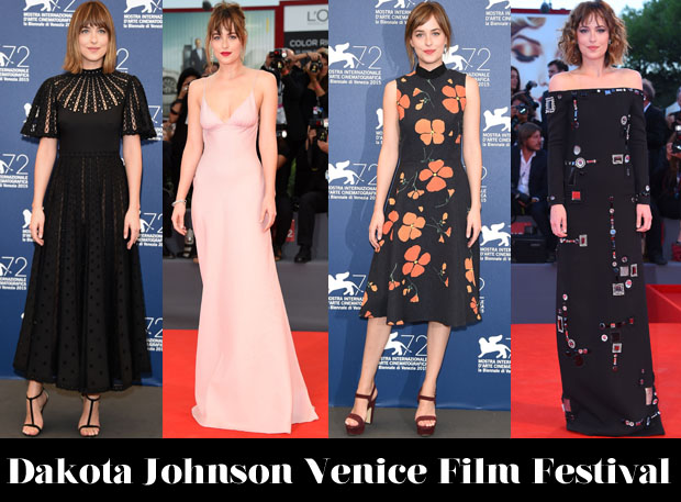 Which Was Your Favourite Dakota Johnson Venice Film Festival Look