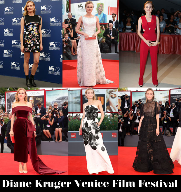 Which Was Your Favourite Elizabeth Banks Venice Film Festival Look