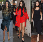 Selena Gomez In Antonio Berardi, Marc Jacobs & Atea Oceanie - 'Revival' London Tour Part 2