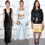 2015 ELLE Women In Hollywood Awards Red Carpet Roundup