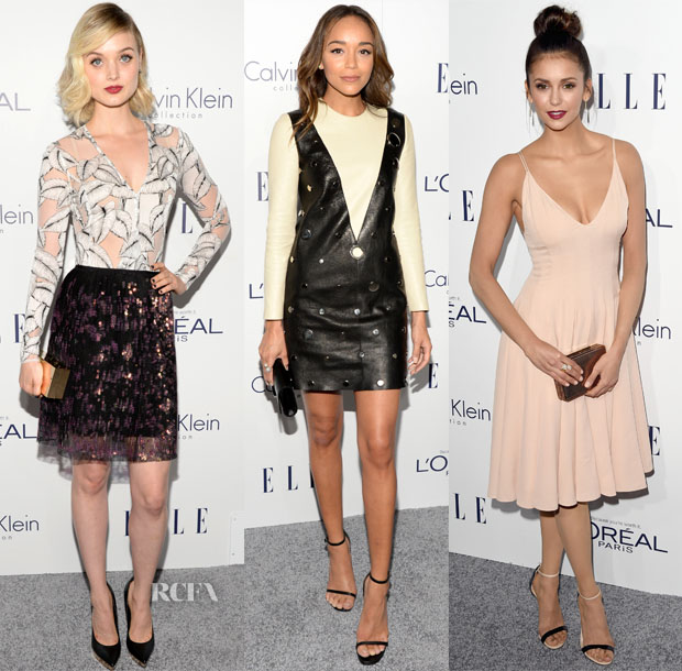 2015 ELLE Women In Hollywood Awards Red Carpet Roundup 3