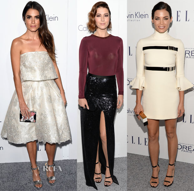2015 ELLE Women In Hollywood Awards Red Carpet Roundup 4