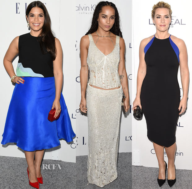 2015 ELLE Women In Hollywood Awards Red Carpet Roundup 5