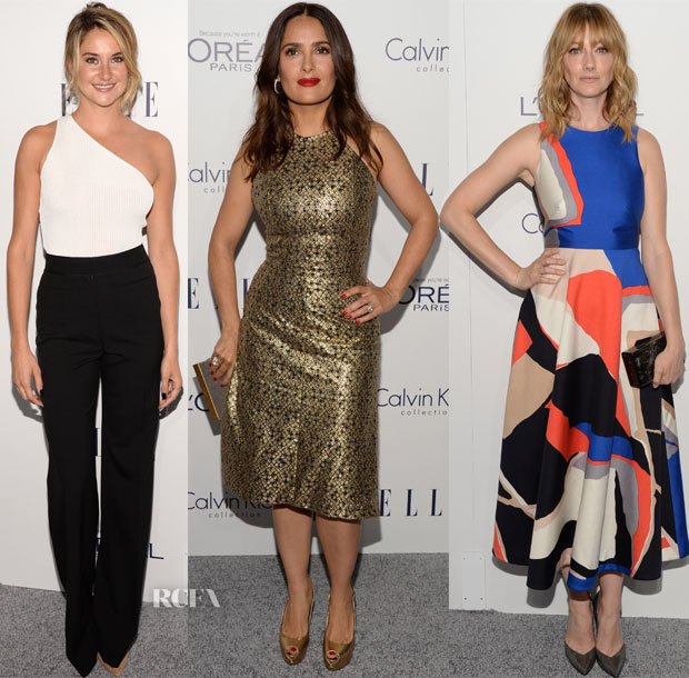 2015 ELLE Women In Hollywood Awards Red Carpet Roundup 6