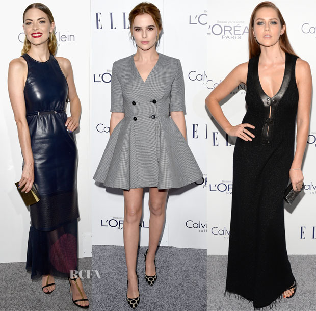 2015 ELLE Women In Hollywood Awards Red Carpet Roundup 7