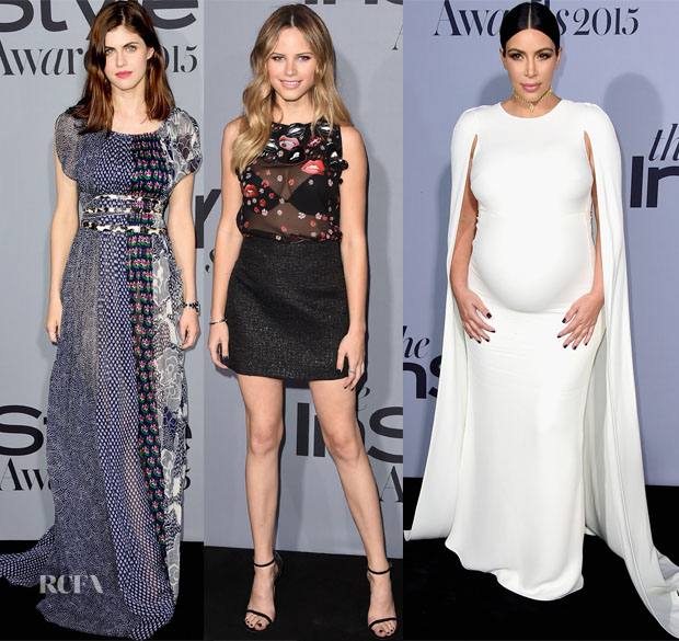 2015 InStyle Awards Red Carpet Roundup 2