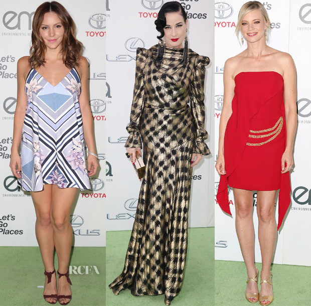 25th Annual EMA Awards Red Carpet Roundup 2