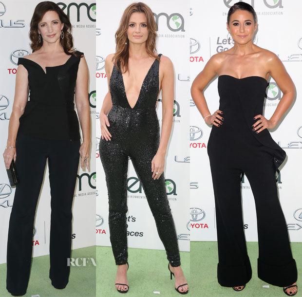 25th Annual EMA Awards Red Carpet Roundup