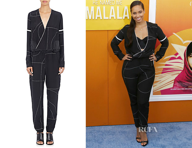 Alicia Keys' Public School Lodi Jumpsuit