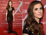 Allison Williams In Lanvin - 2015 Fashion Group International Night Of Stars Gala