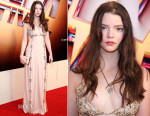 Anya Taylor-Joy In Prada - BFI London Film Festival Awards