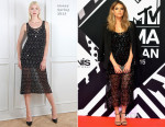 Ashley Benson In Haney - 2015 MTV EMA's