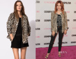 Ashley Tisdale's Maje Klint Jacket